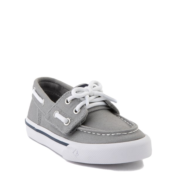 alternate view Sperry Top-Sider Bahama Casual Shoe - Toddler / Little Kid - GrayALT5