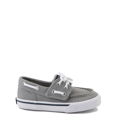 Main view of Sperry Top-Sider Bahama Casual Shoe - Toddler / Little Kid - Gray