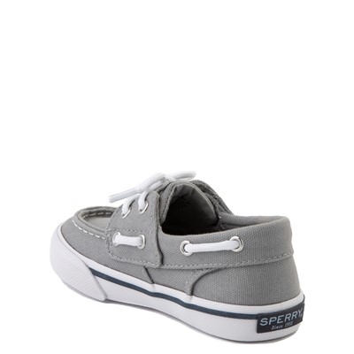 Alternate view of Sperry Top-Sider Bahama Casual Shoe - Toddler / Little Kid - Gray
