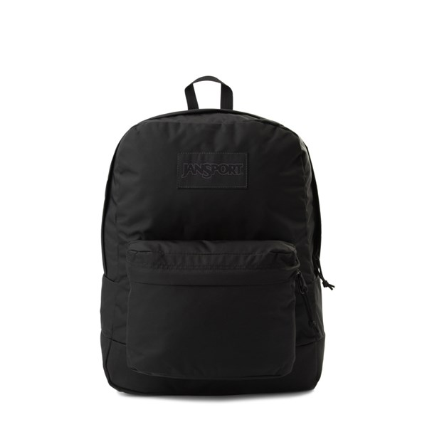 JanSport Superbreak Backpack - Black Monochrome