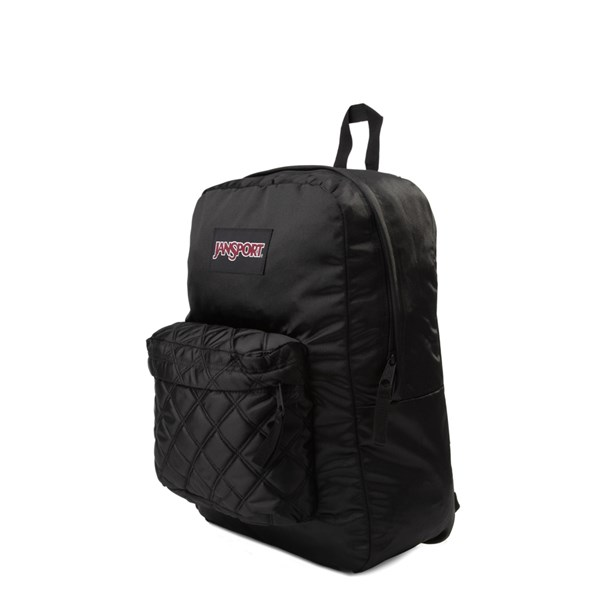 alternate view JanSport Super FX Satin BackpackALT2