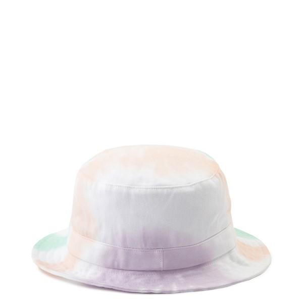 alternate view adidas Trefoil Bucket Hat - Pastel Tie Dye WashALT1