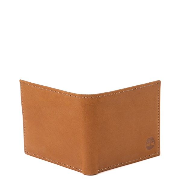 alternate view Timberland Wallet Gift Set - WheatALT1