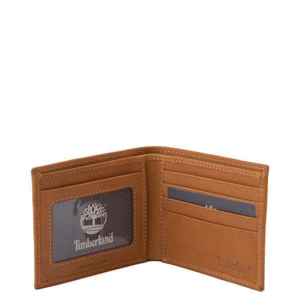 alternate view Timberland Wallet Gift Set - WheatALT2