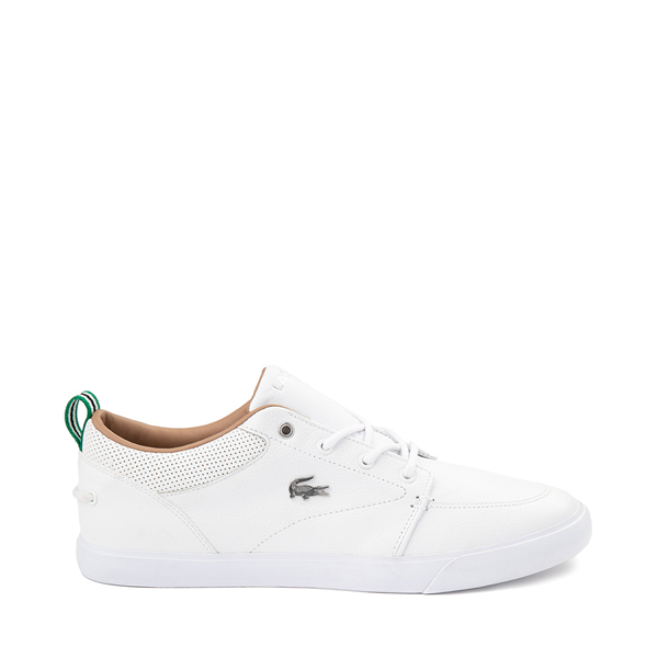 Mens Lacoste Bayliss Athletic Shoe - White Monochrome