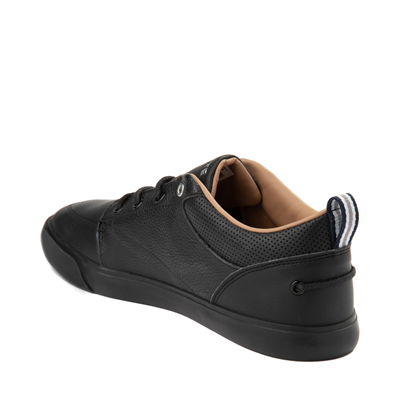 Alternate view of Mens Lacoste Bayliss Athletic Shoe - Black Monochrome
