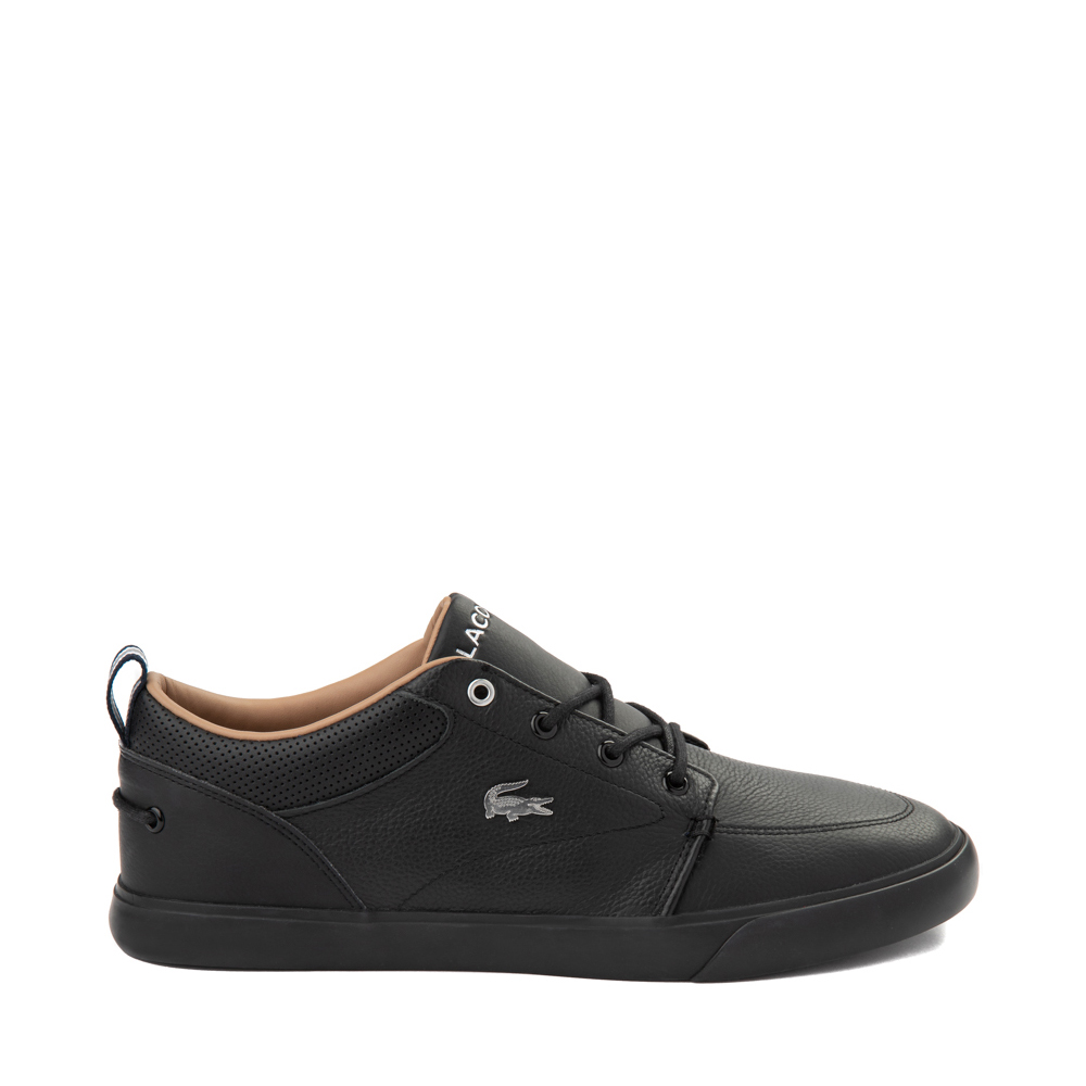 Mens Lacoste Bayliss Athletic Shoe - Black Monochrome