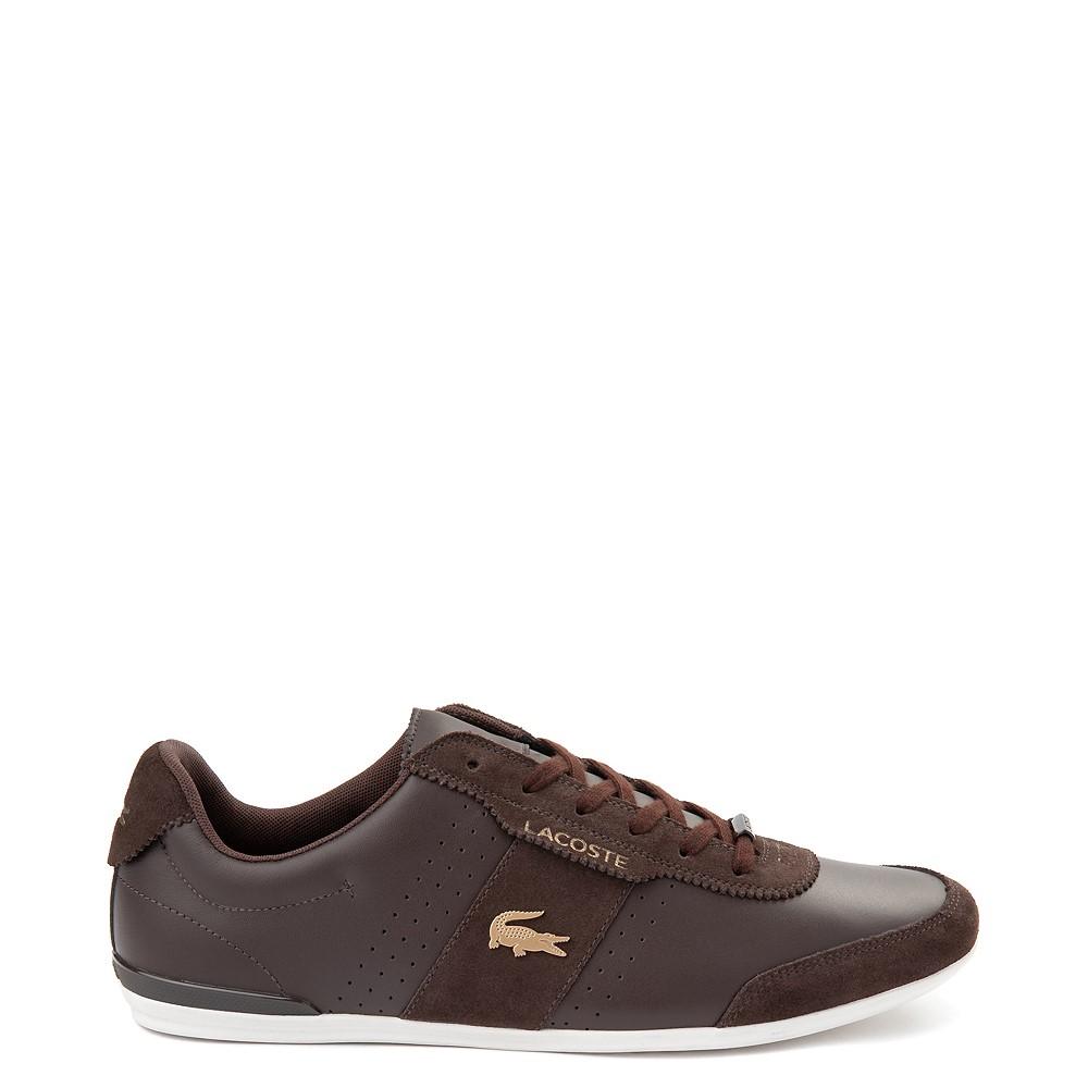 Mens Lacoste Oreno Athletic Shoe - Brown