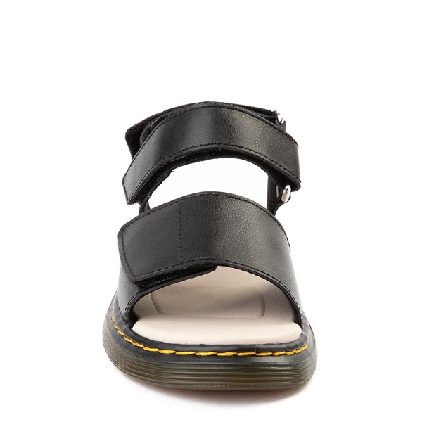 alternate view Dr. Martens Romi Sandal - Little Kid / Big Kid - BlackALT4