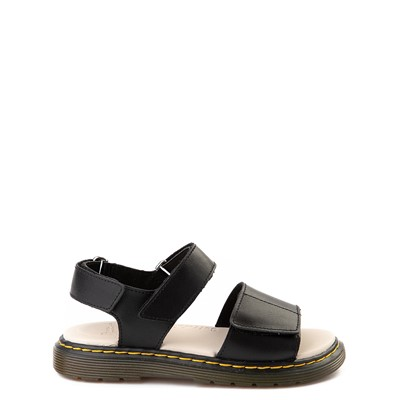 Main view of Dr. Martens Romi Sandal - Little Kid / Big Kid - Black