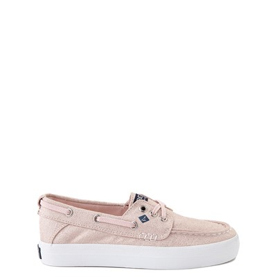 Main view of Sperry Top-Sider Bahama Boat Shoe - Little Kid / Big Kid - Rose Gold
