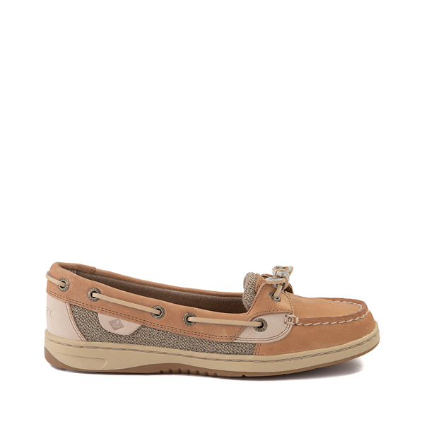 Main view of Womens Sperry Top-Sider Angelfish Boat Shoe - Linen Oat