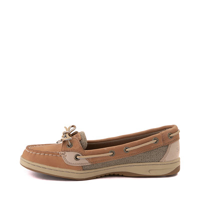 Alternate view of Womens Sperry Top-Sider Angelfish Boat Shoe - Linen Oat