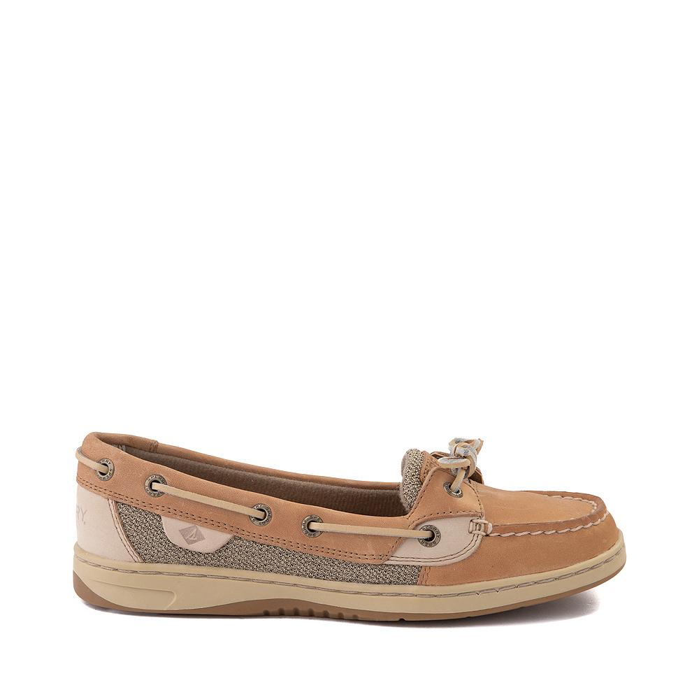 Womens Sperry Top-Sider Angelfish Boat Shoe - Linen Oat
