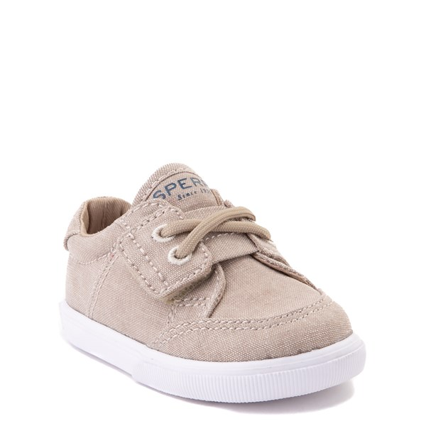 alternate view Sperry Top-Sider Trysail Casual Shoe - Baby - KhakiALT1