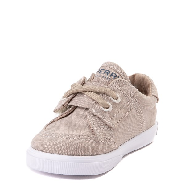 alternate view Sperry Top-Sider Trysail Casual Shoe - Baby - KhakiALT3