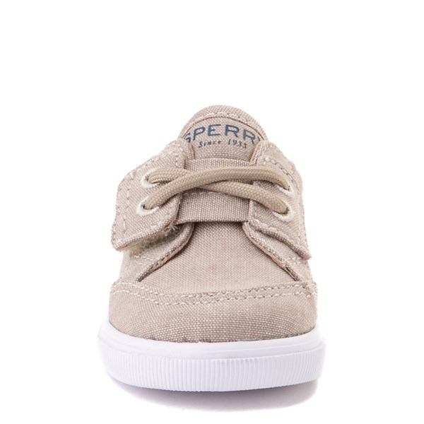alternate view Sperry Top-Sider Trysail Casual Shoe - Baby - KhakiALT4
