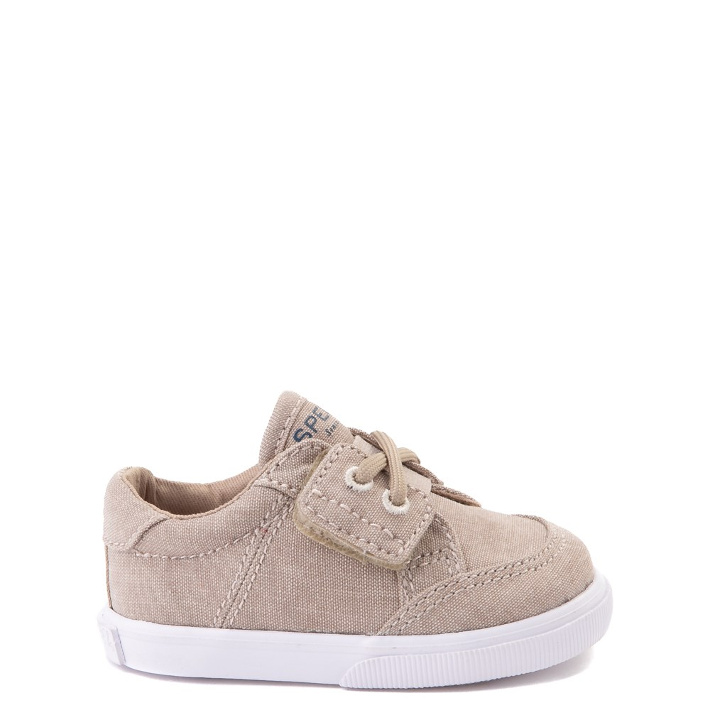 Sperry Top-Sider Trysail Casual Shoe - Baby - Khaki