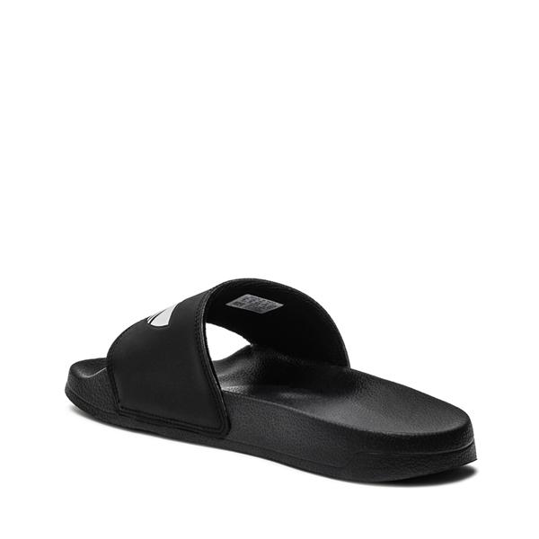 alternate view Mens adidas Adilette Lite Slide Sandal - BlackALT2