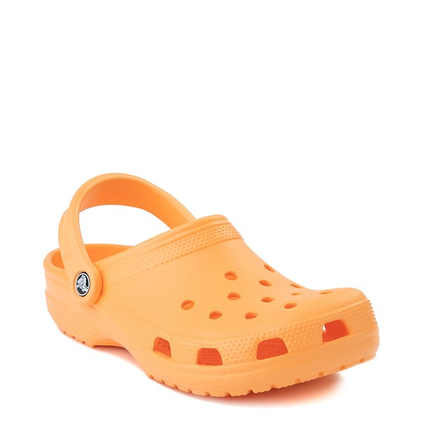 alternate view Crocs Classic Clog - CantaloupeALT1