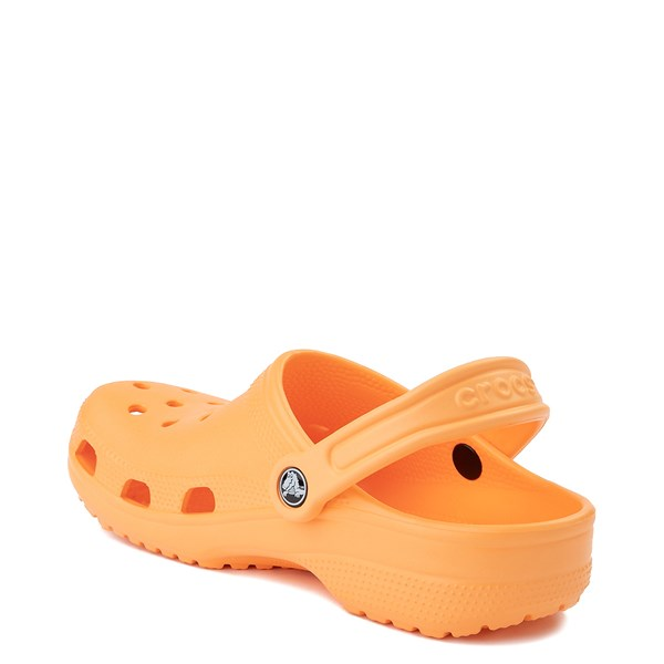 alternate view Crocs Classic Clog - CantaloupeALT2