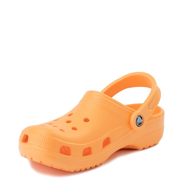alternate view Crocs Classic Clog - CantaloupeALT3