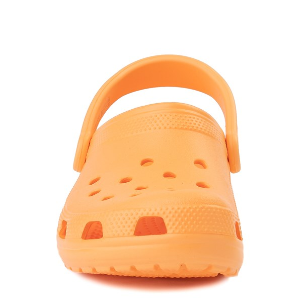 alternate view Crocs Classic Clog - CantaloupeALT4