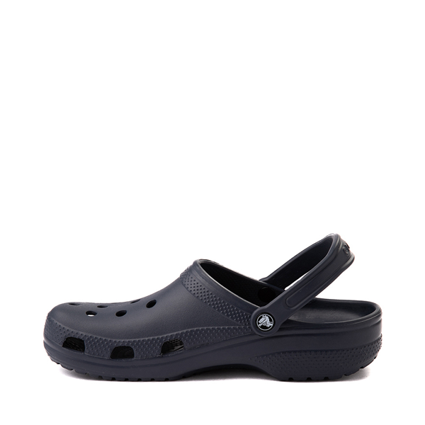 alternate view Crocs Classic Clog - NavyALT1