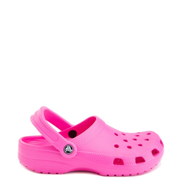 Main view of Crocs Classic Clog - Electric Pink