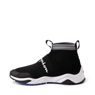 Alternate view of Mens Champion Rally Pro Athletic Shoe - Black