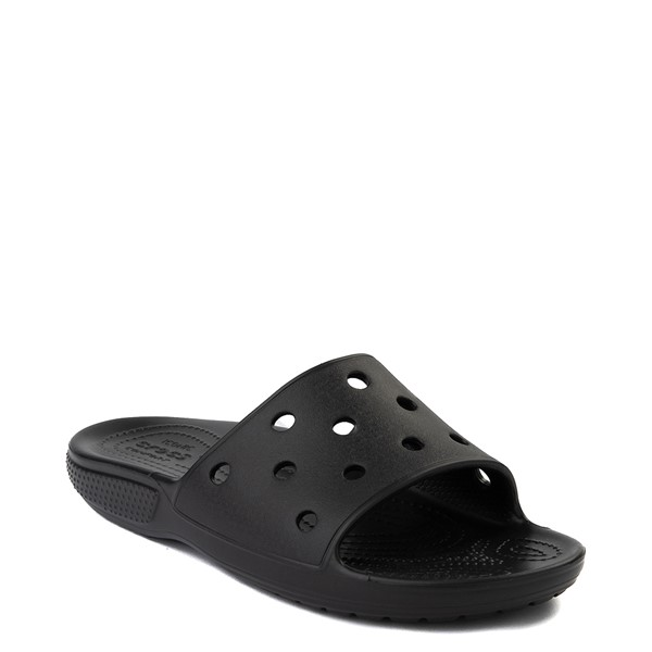 alternate view Crocs Classic Slide Sandal - BlackALT5