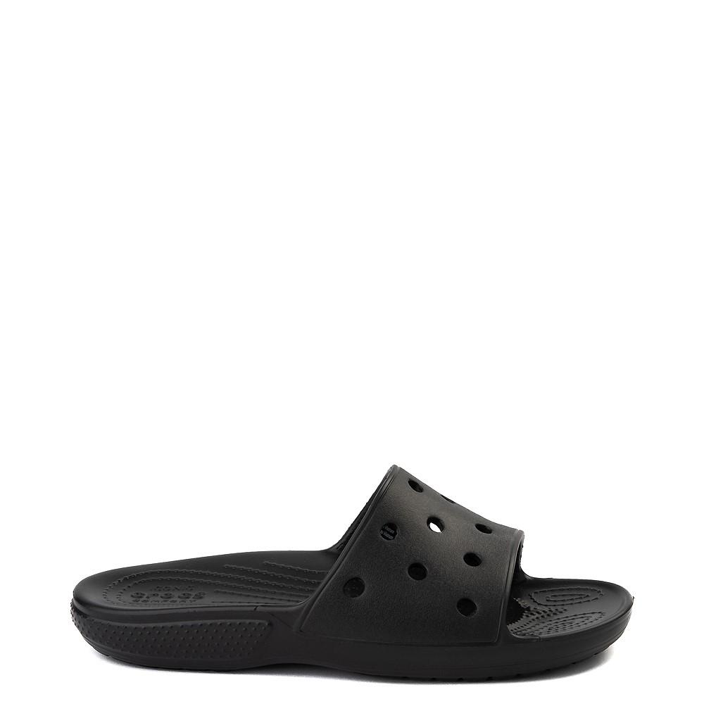 Crocs Classic Slide Sandal - Black
