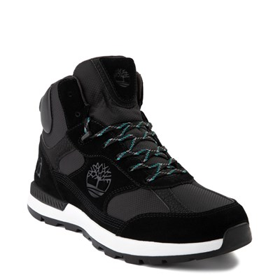 Alternate view of Mens Timberland Field Trekker Mid Boot - Black