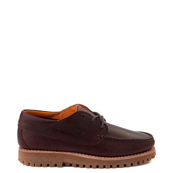 Main view of Mens Timberland Jackson's Landing Casual Shoe - Dark Red