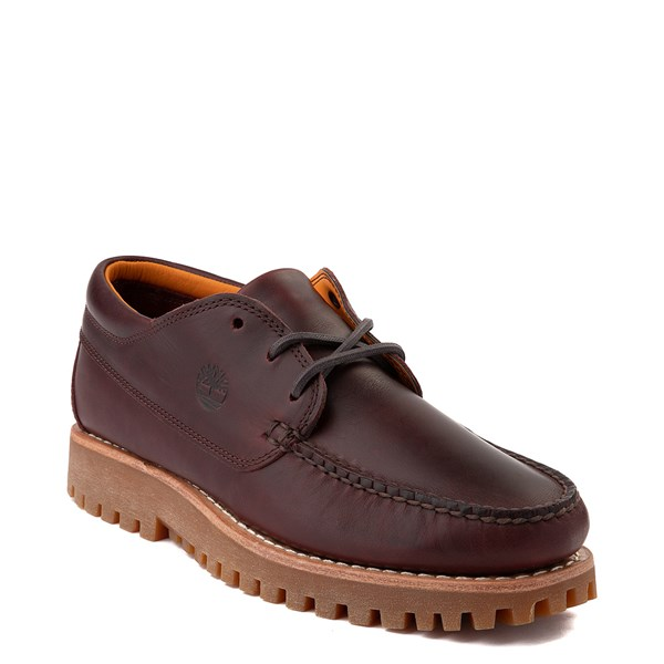 alternate view Mens Timberland Jackson's Landing Casual Shoe - Dark RedALT1