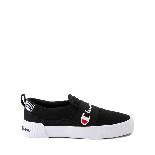 Champion Rally Slip On Athletic Shoe - Big Kid - Black