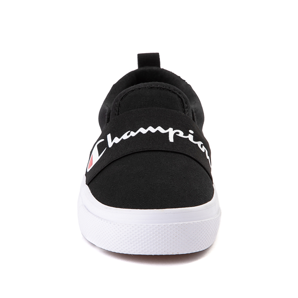 alternate view Champion Rally Slip On Athletic Shoe - Big Kid - BlackALT4