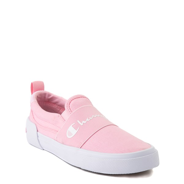 alternate view Champion Rally Slip On Athletic Shoe - Big Kid - PinkALT1