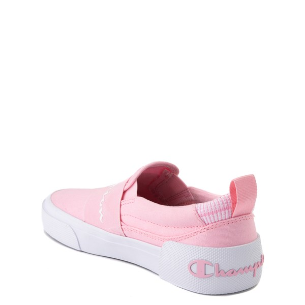 alternate view Champion Rally Slip On Athletic Shoe - Big Kid - PinkALT2