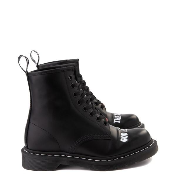 Dr. Martens 1460 8-Eye Sex Pistols Boot - Black