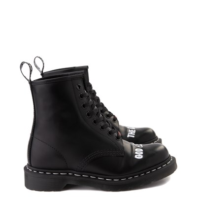 Main view of Dr. Martens 1460 8-Eye Sex Pistols Boot - Black