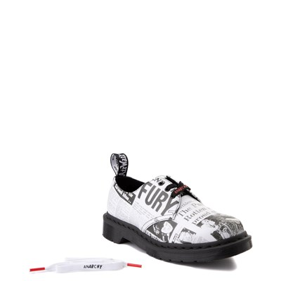 Alternate view of Dr. Martens 1461 Sex Pistols Casual Shoe - White
