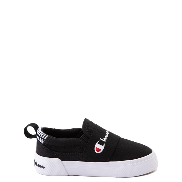 Champion Rally Slip On Athletic Shoe - Baby / Toddler - Black