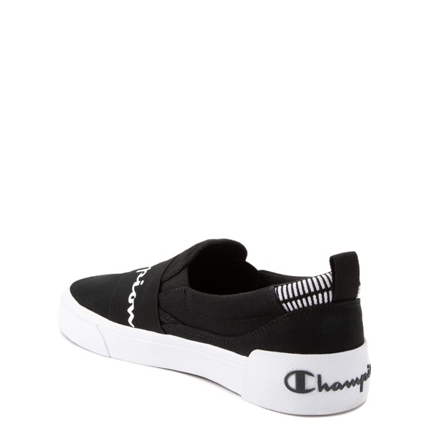 alternate view Champion Rally Slip On Athletic Shoe - Baby / Toddler - BlackALT1