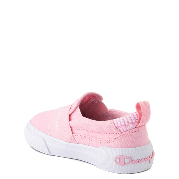 alternate view Champion Rally Slip On Athletic Shoe - Baby / Toddler - PinkALT2