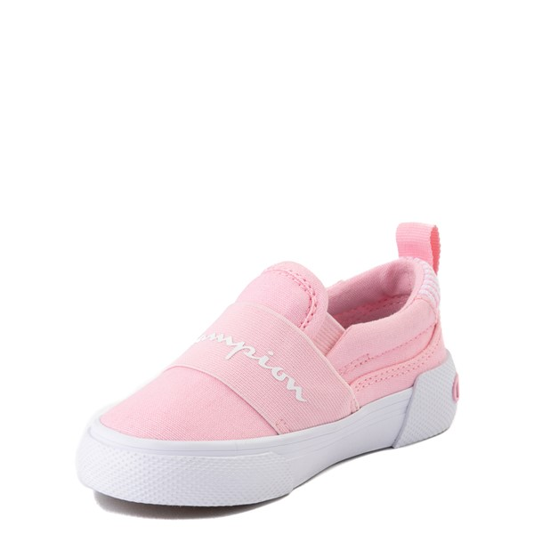 alternate view Champion Rally Slip On Athletic Shoe - Baby / Toddler - PinkALT3
