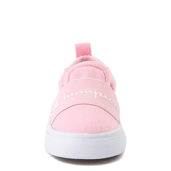 alternate view Champion Rally Slip On Athletic Shoe - Baby / Toddler - PinkALT4