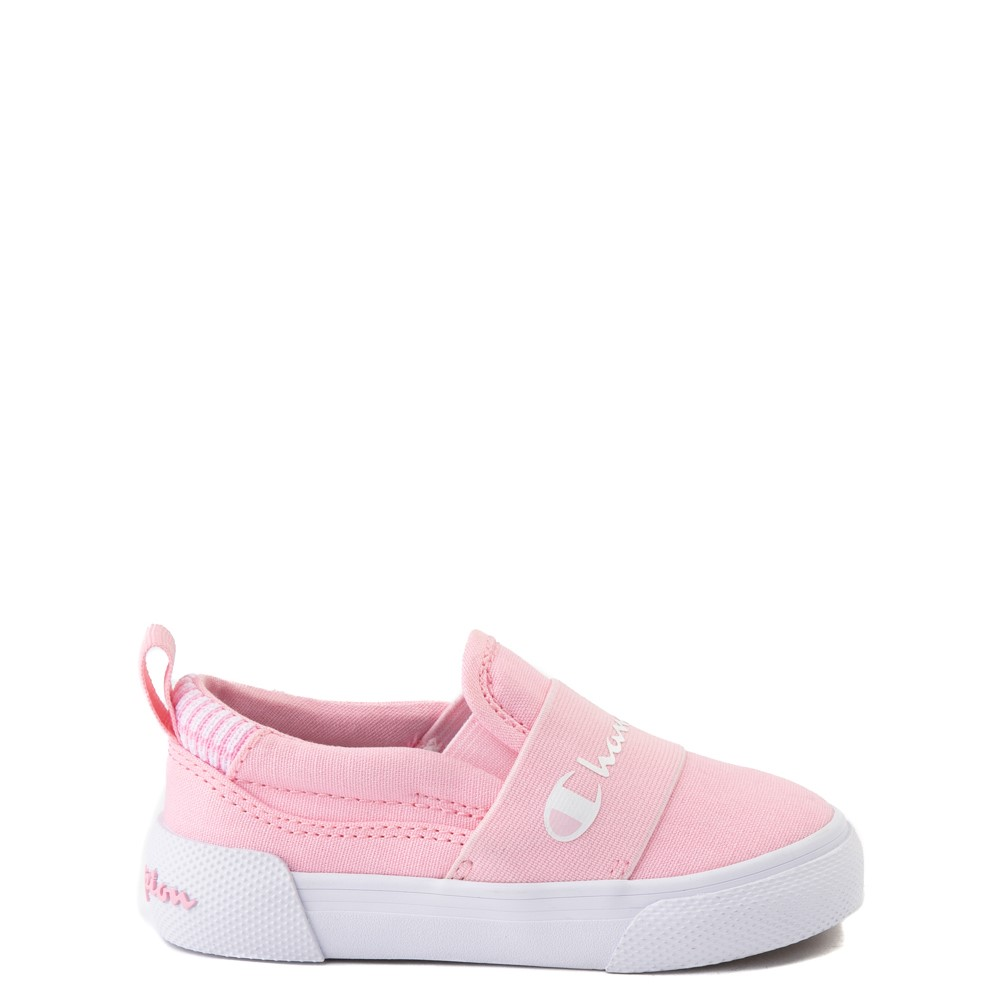 Champion Rally Slip On Athletic Shoe - Baby / Toddler - Pink