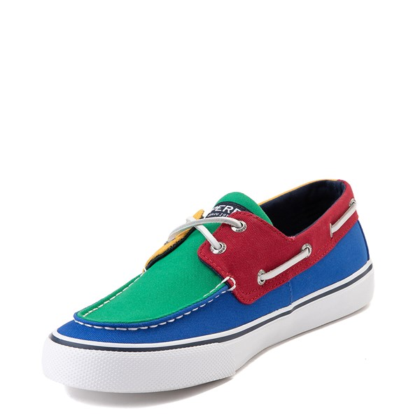 alternate view Mens Sperry Top-Sider Yacht Club Bahama Boat Shoe - MultiALT3