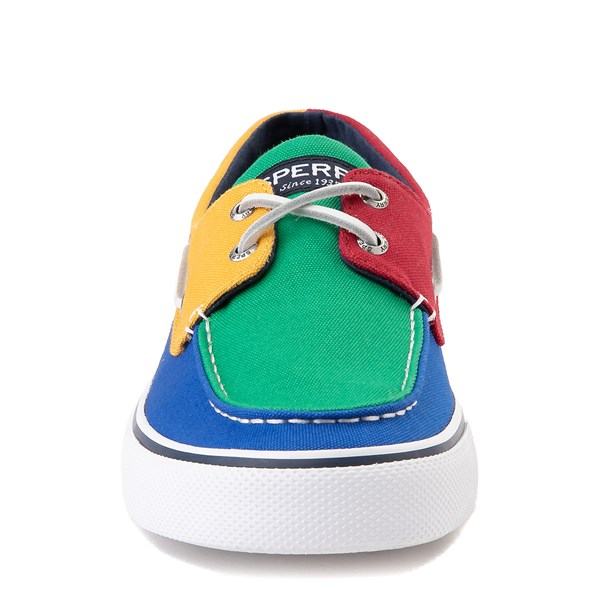 alternate view Mens Sperry Top-Sider Yacht Club Bahama Boat Shoe - MultiALT4